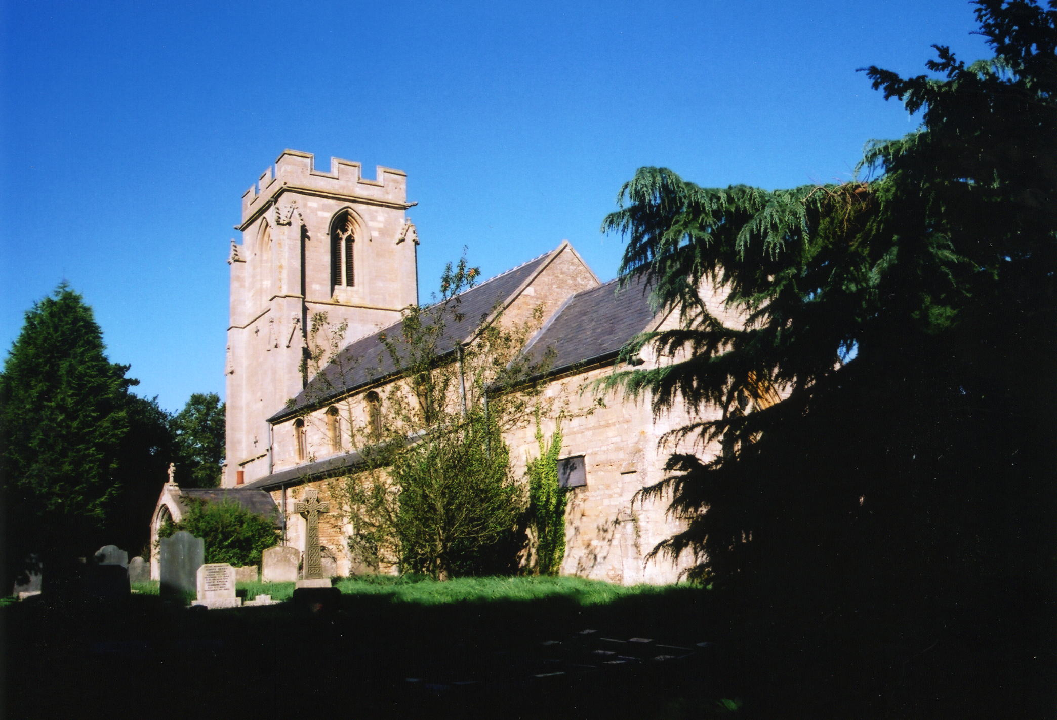 Dunsby All Saints Church