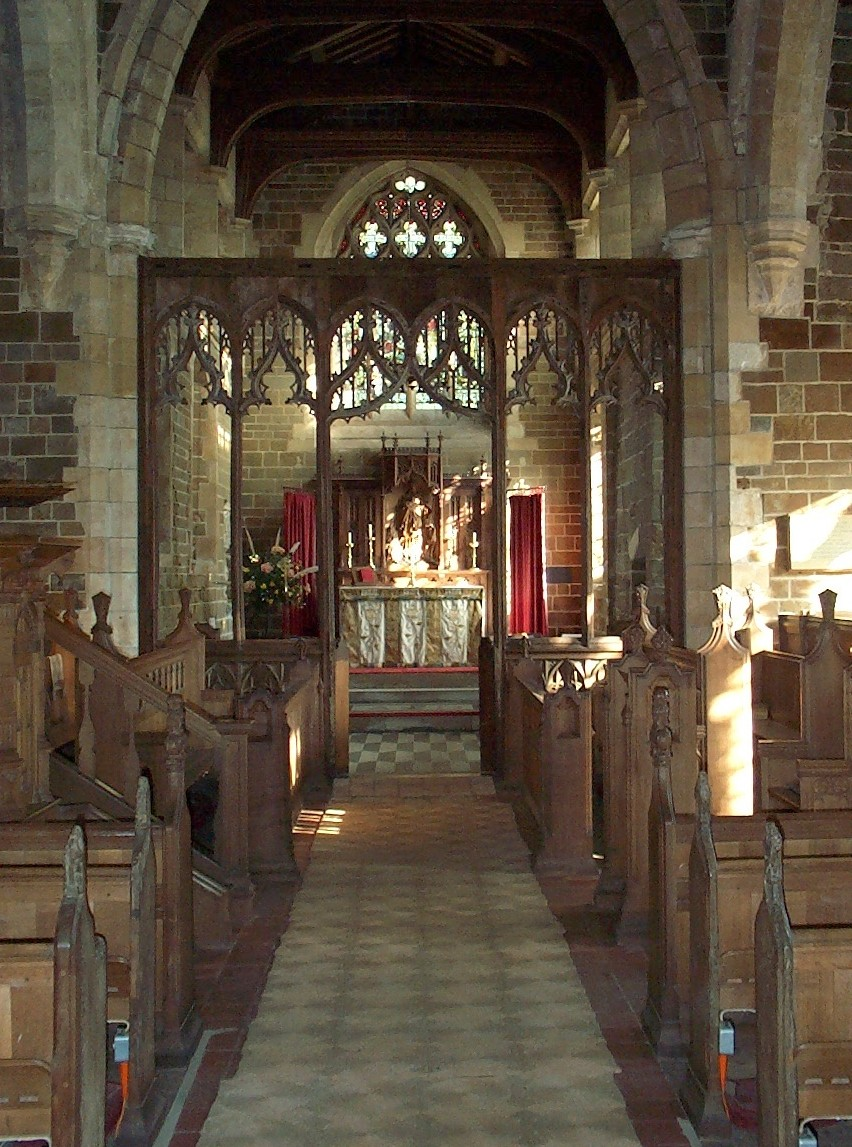 Saint Nicholas interior