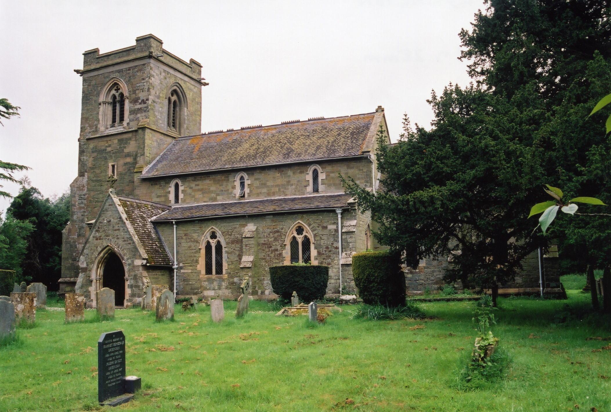 Edlington St. Helen's church