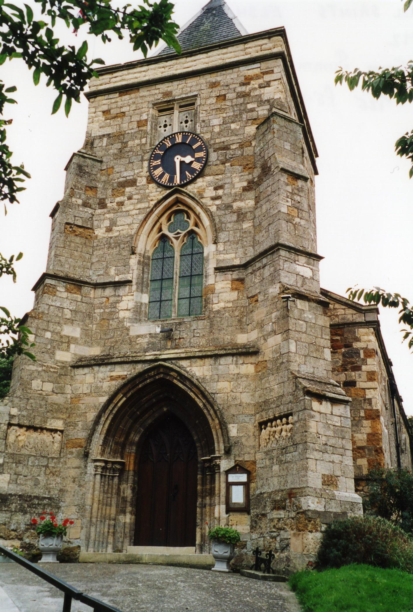 Elsham All Saints Church
