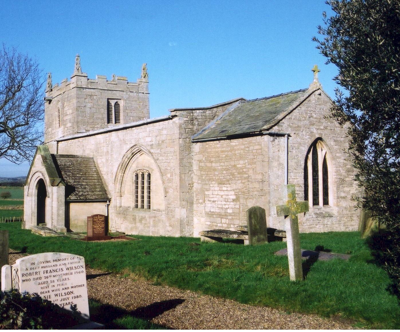 St. St. Mary's Church