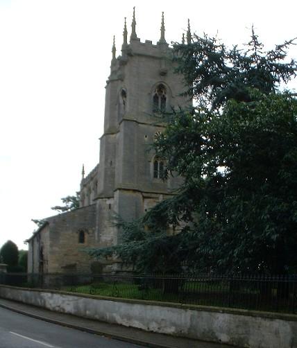Fiskerton parish church