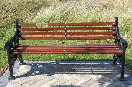 Monument bench