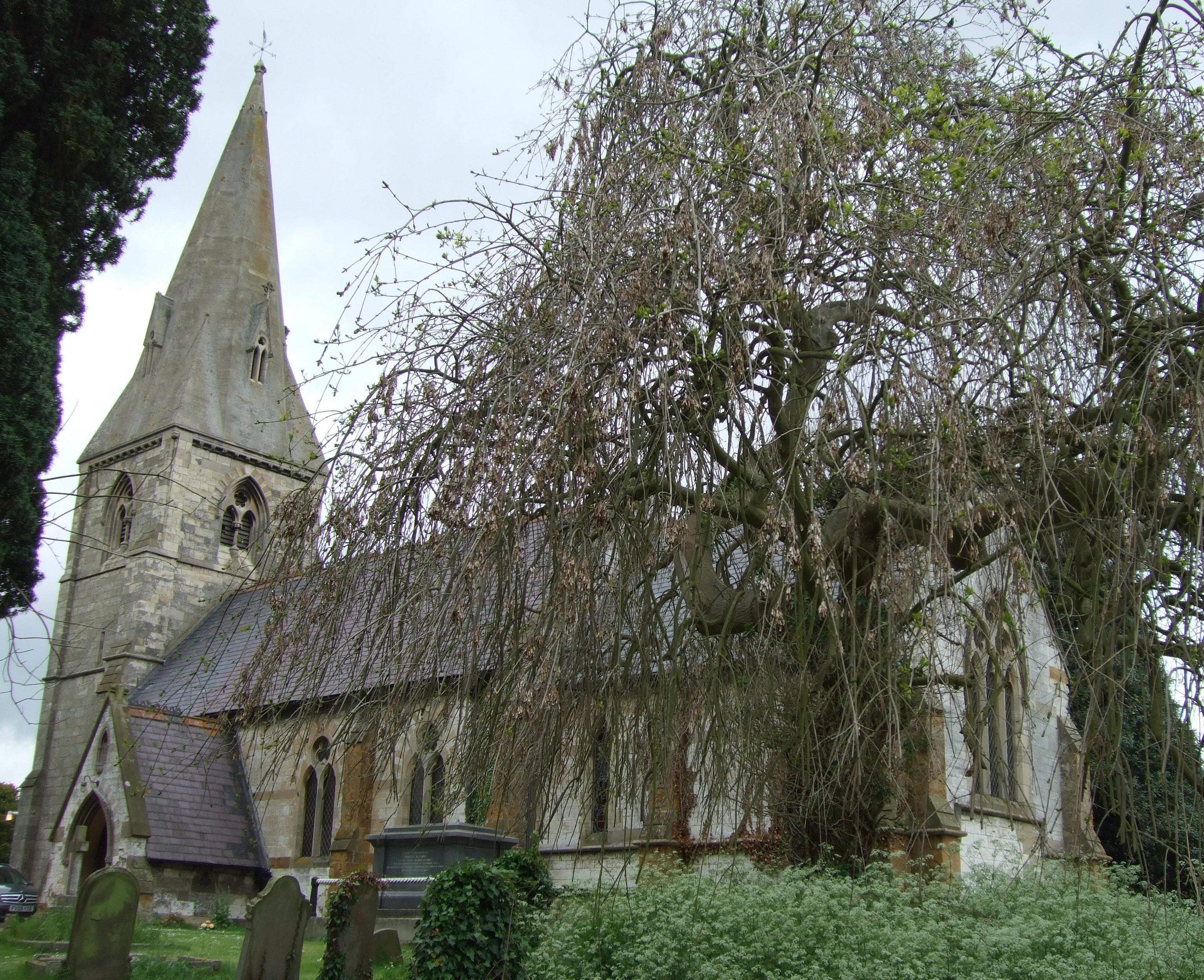 Fotherby church