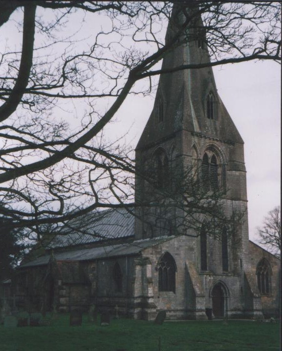 Frampton parish church
