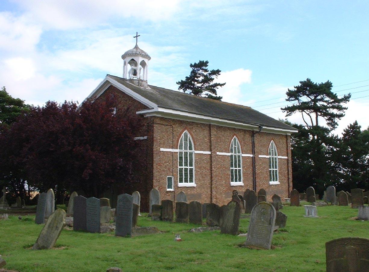 Frithville Saint Peter parish church