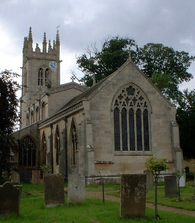 Fulbeck parish church