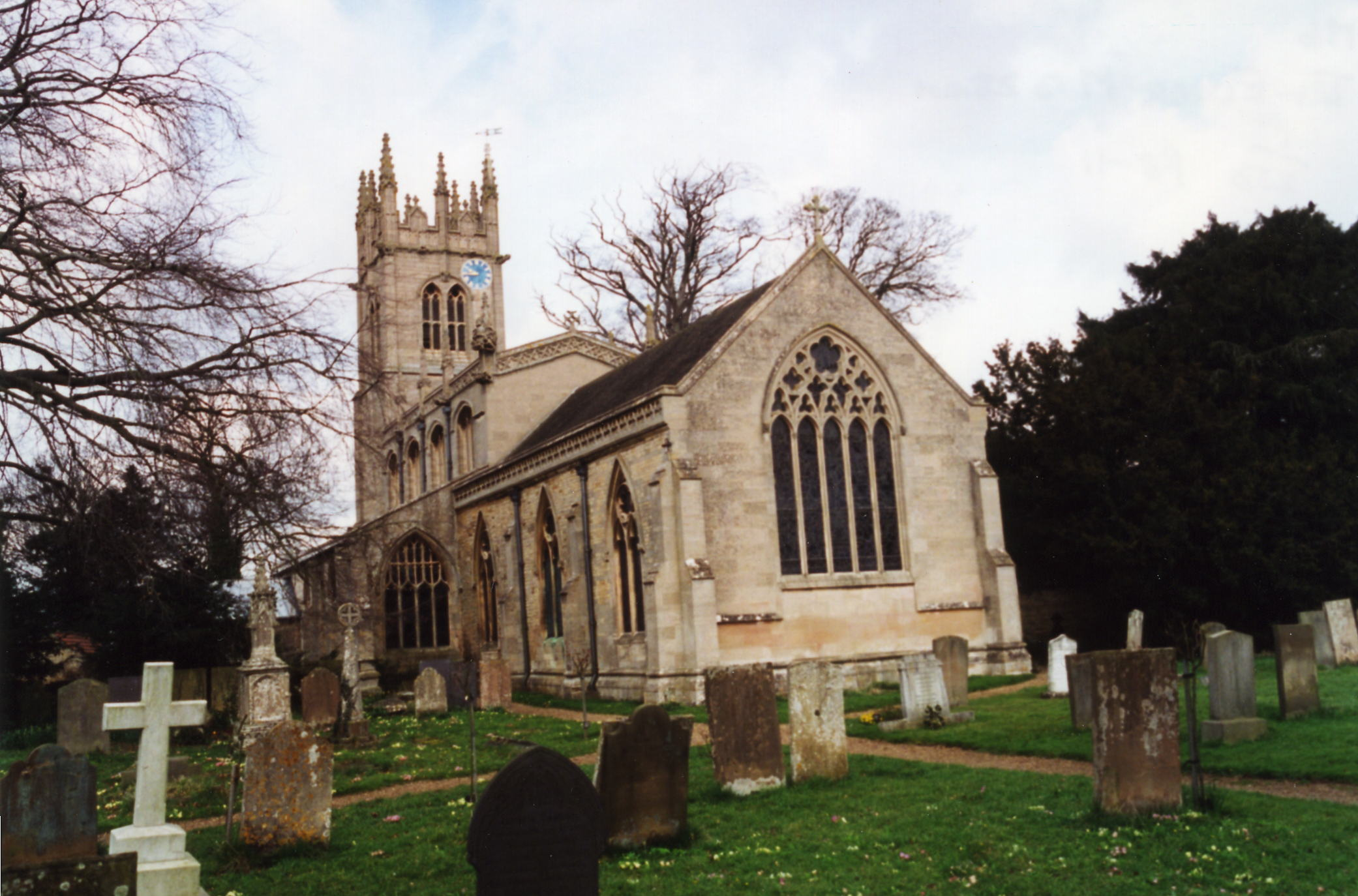 Fulbeck St. Nicholas Church