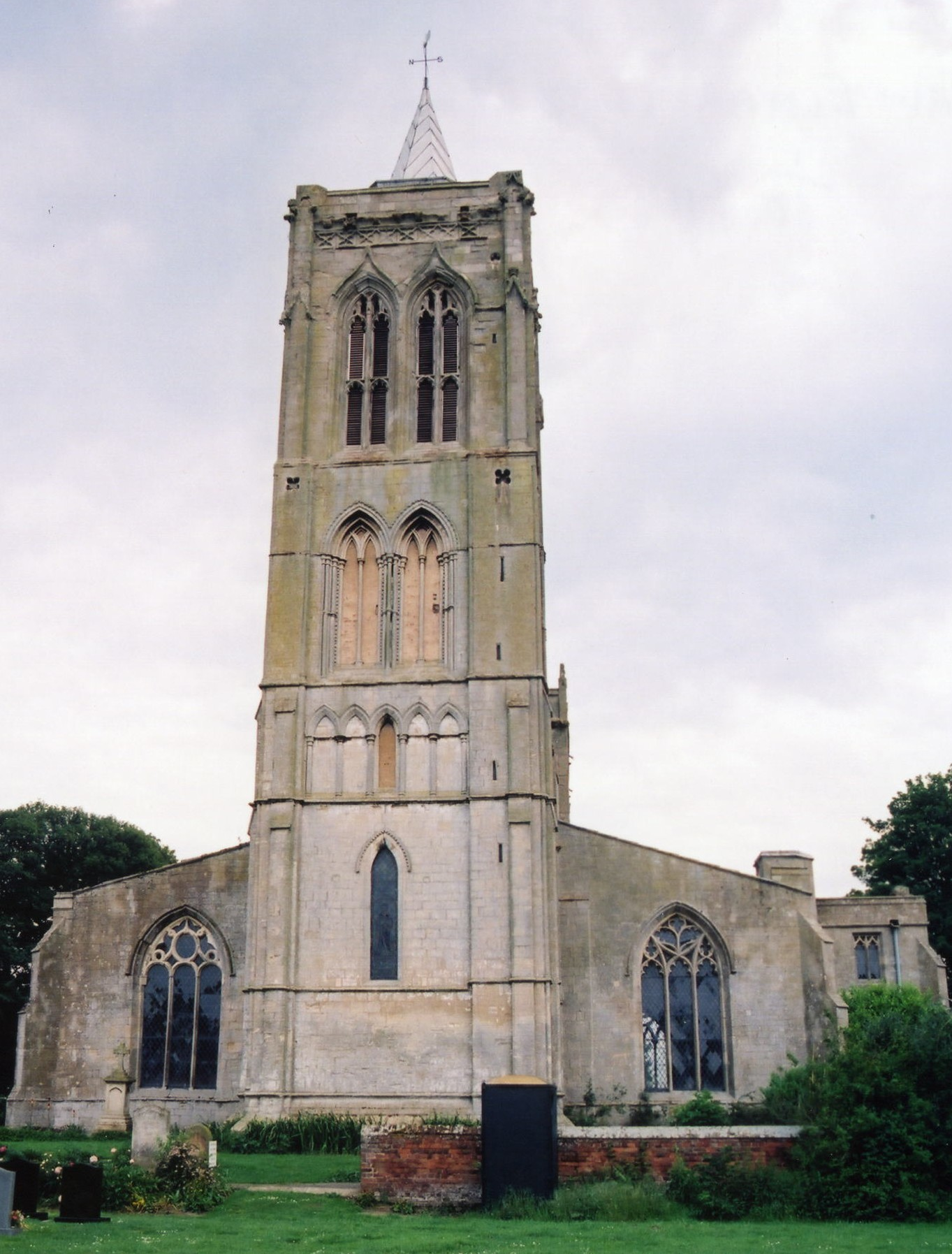 St. Mary Magdalen tower