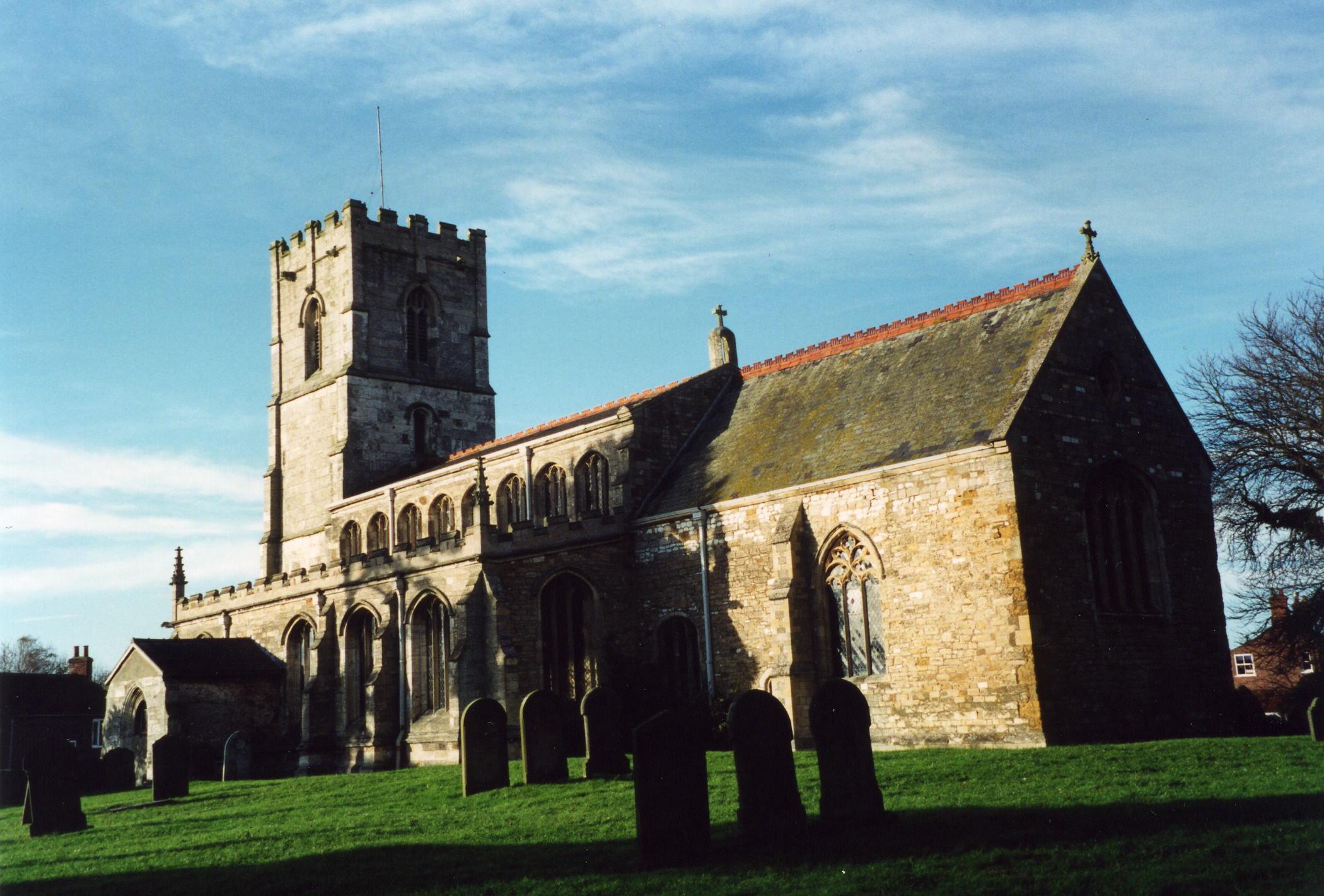 Goxhill All Saints church