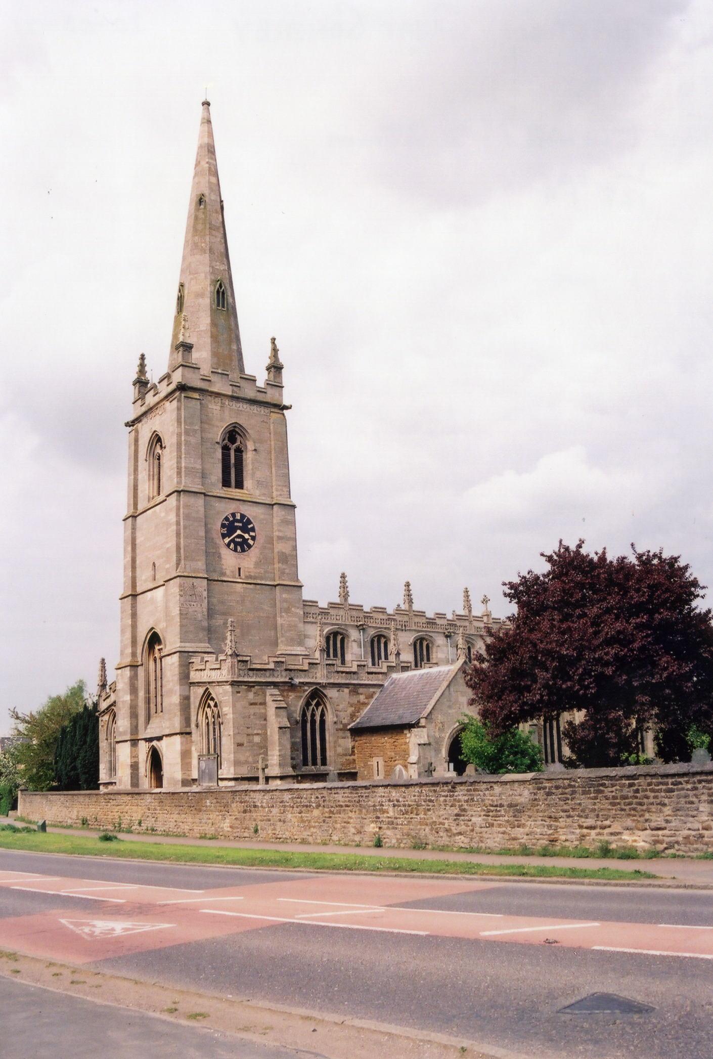 St. Sebastian's Church
