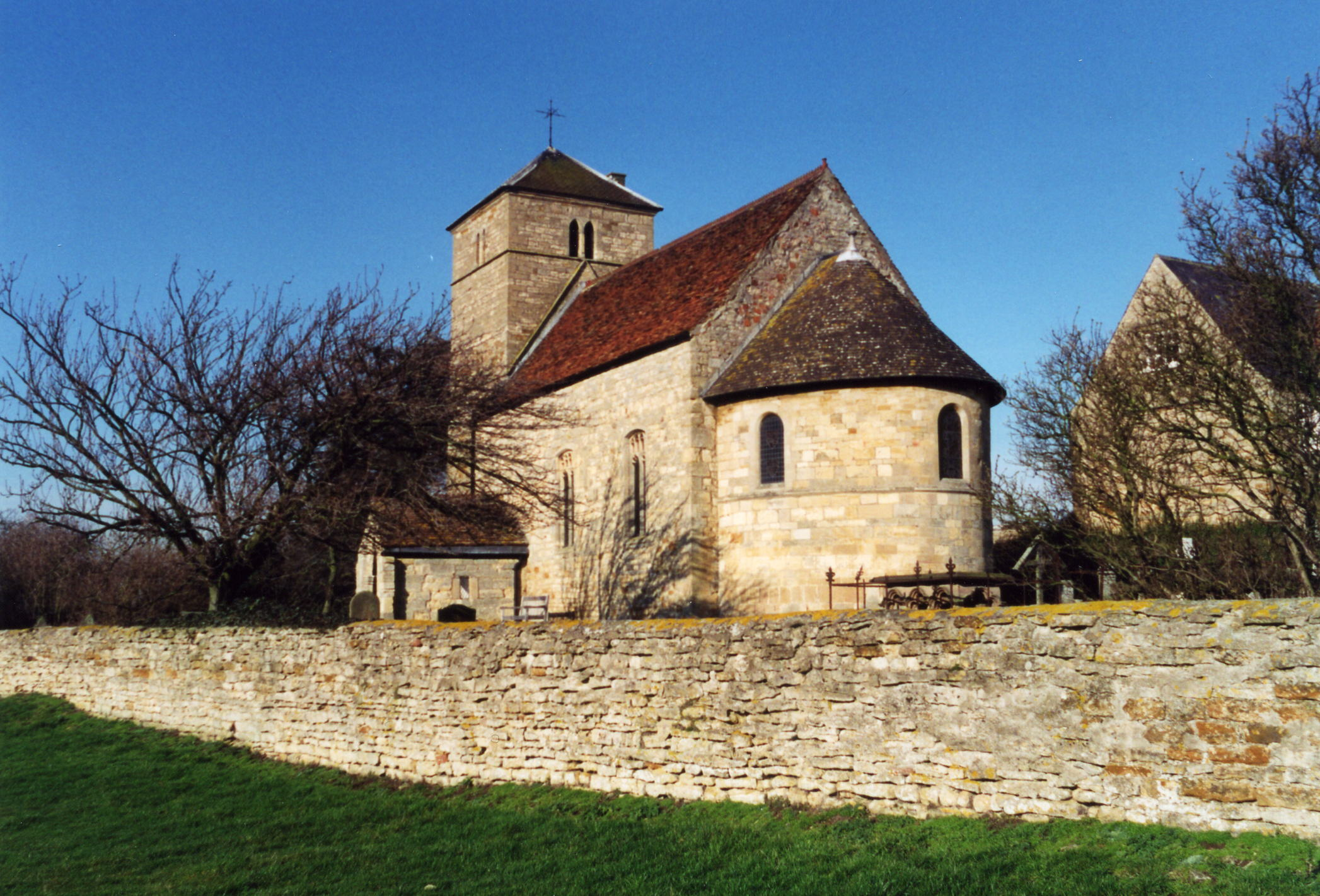 Greetwell All Saints church