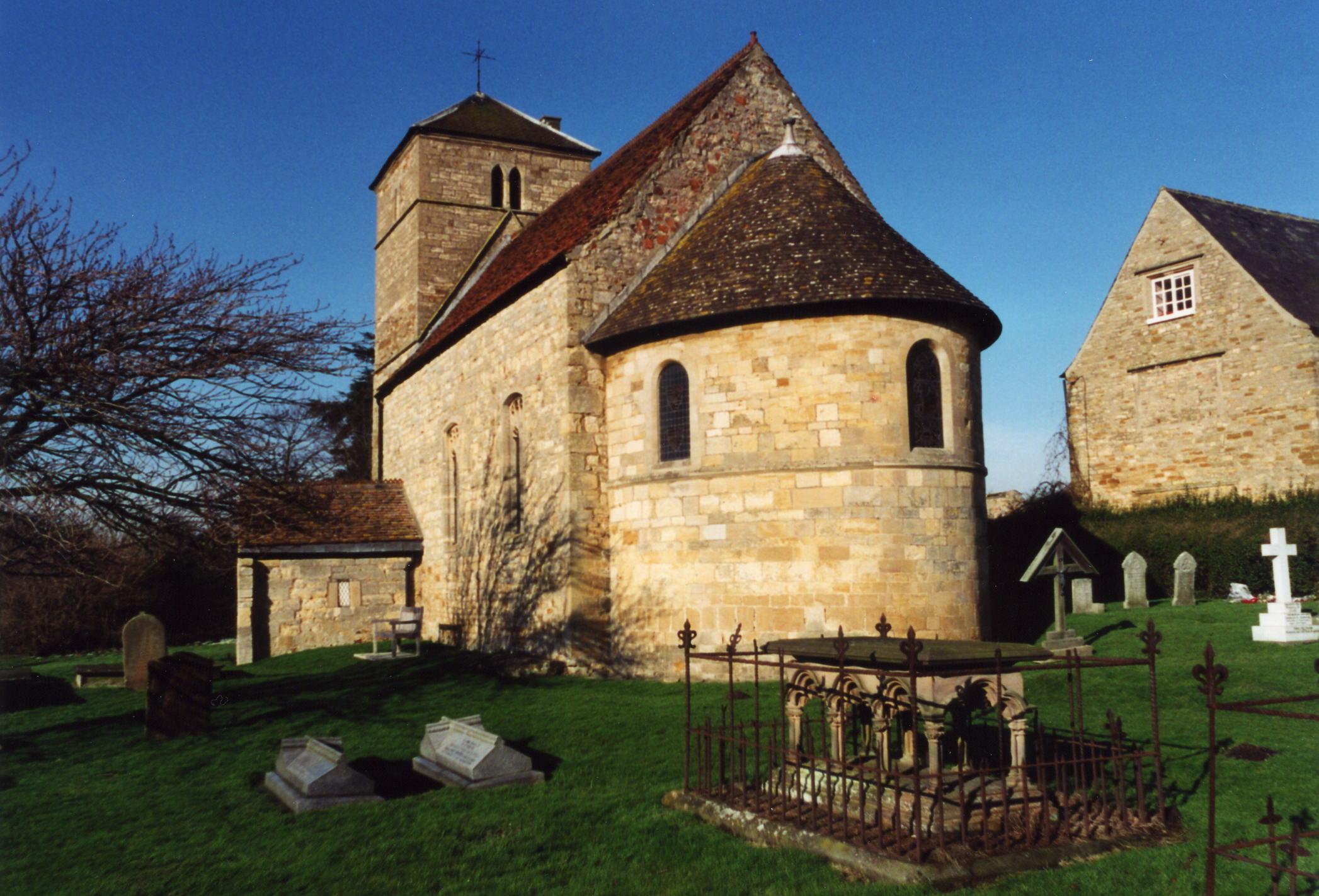 Greetwell All Saints church 2