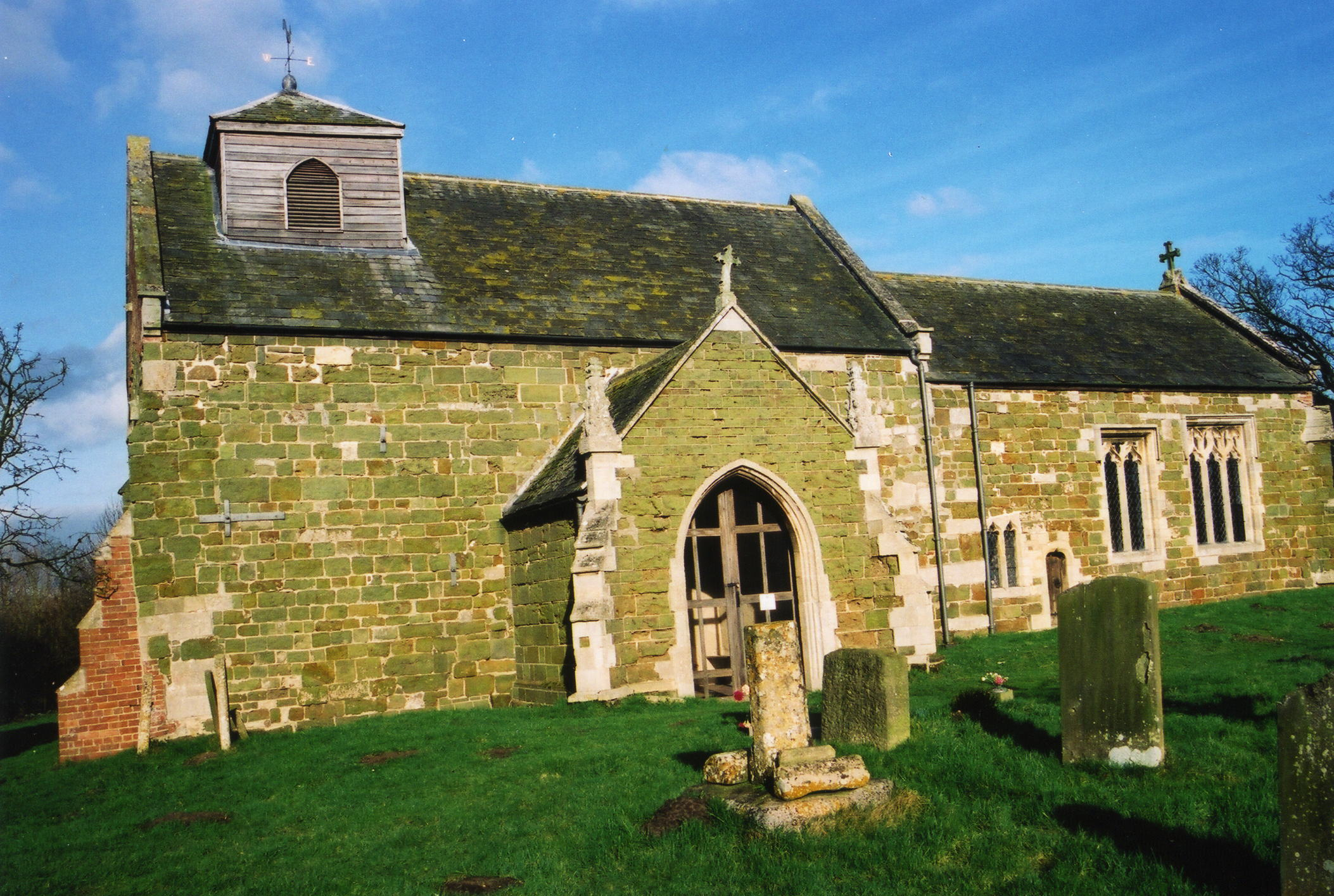 Saint Benedict's Church