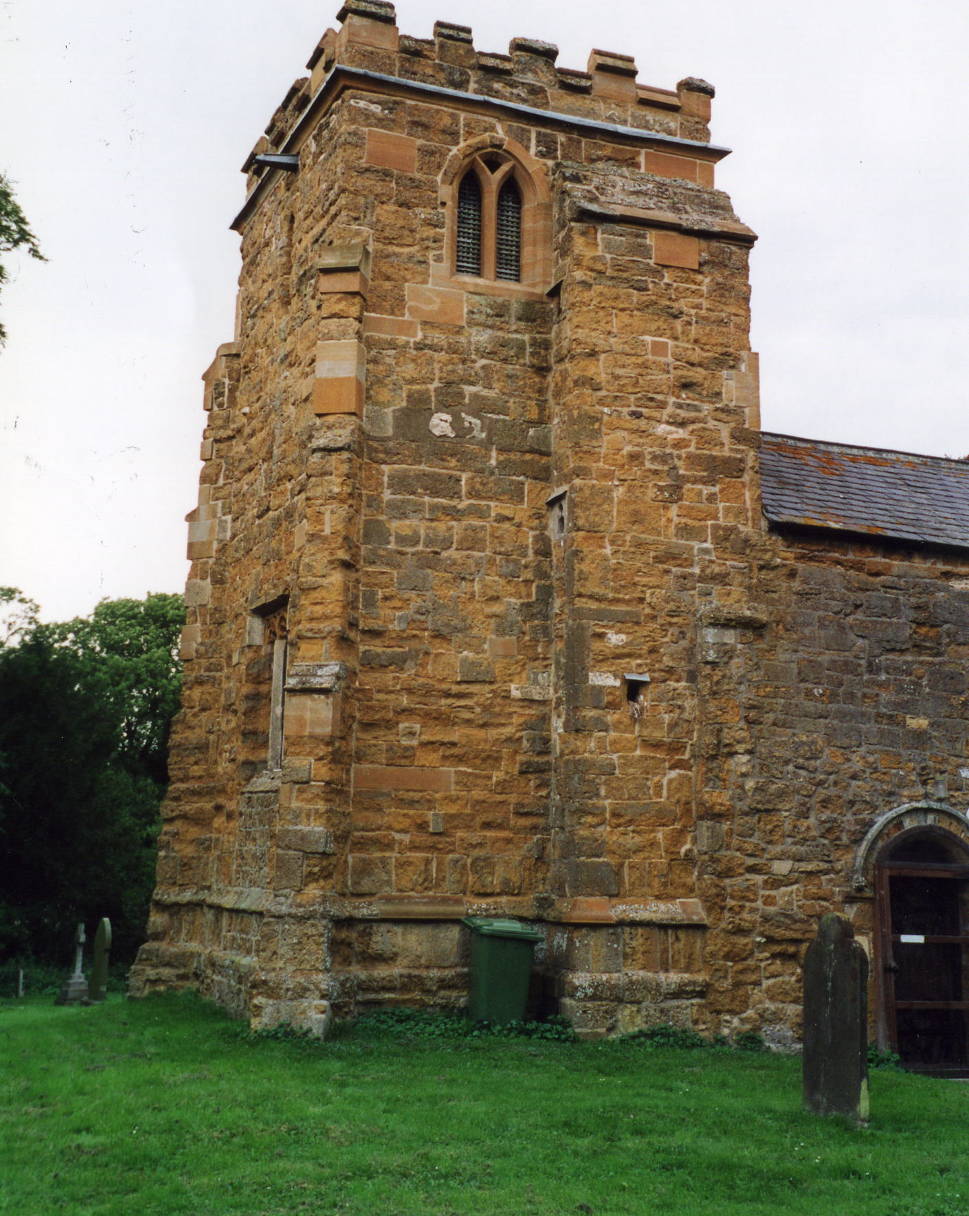 Saint Mary's tower