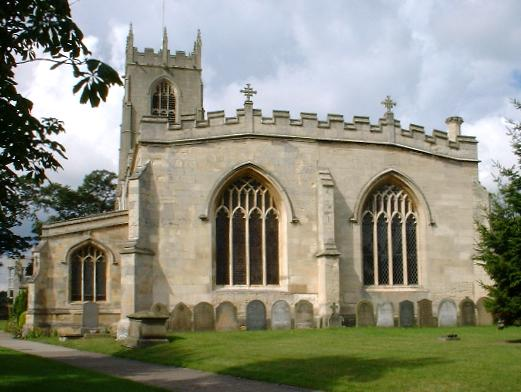 Haxey parish church