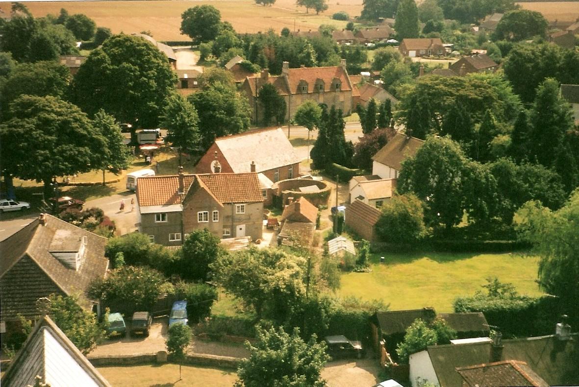 Helpringham village