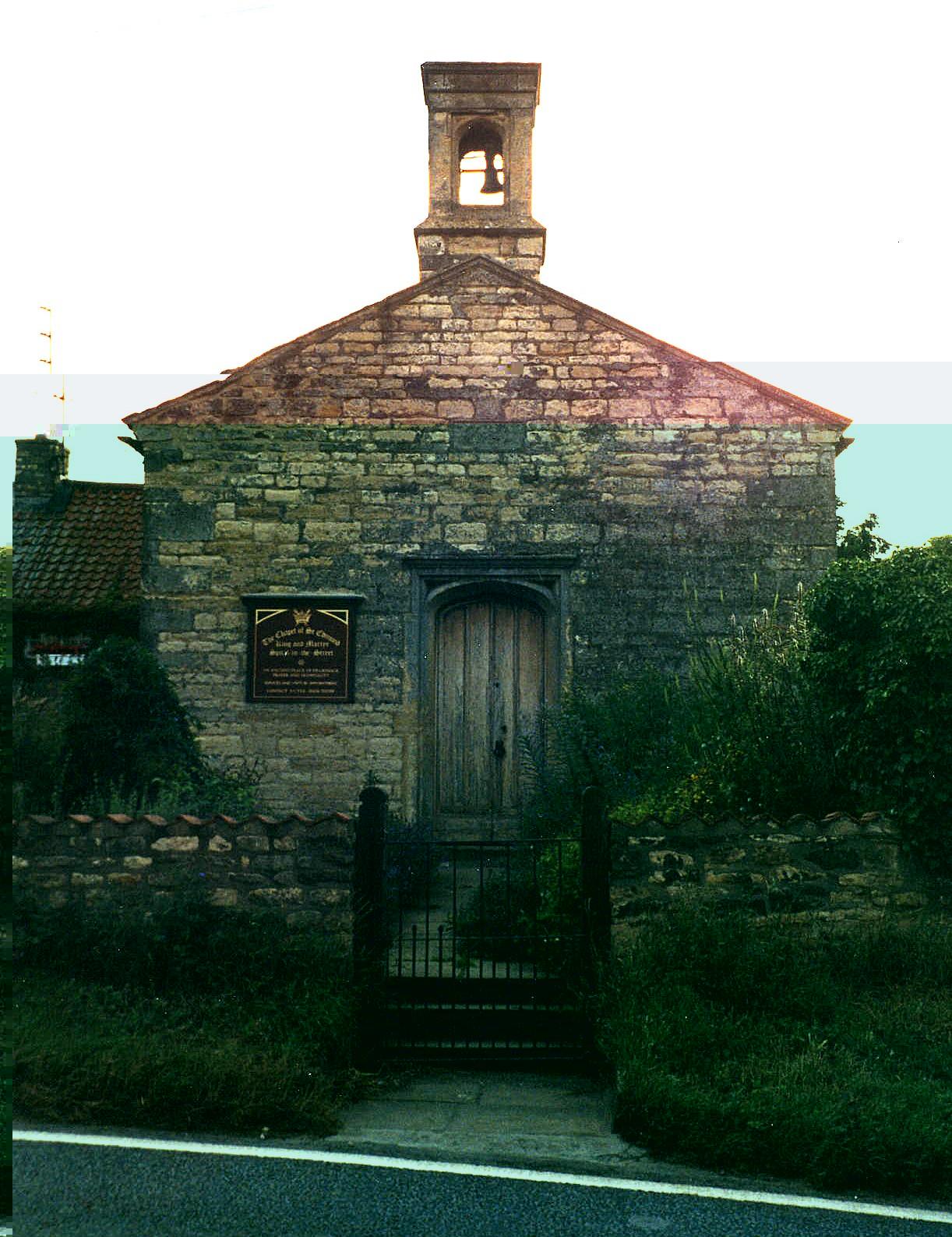 St. Edmund's chapel