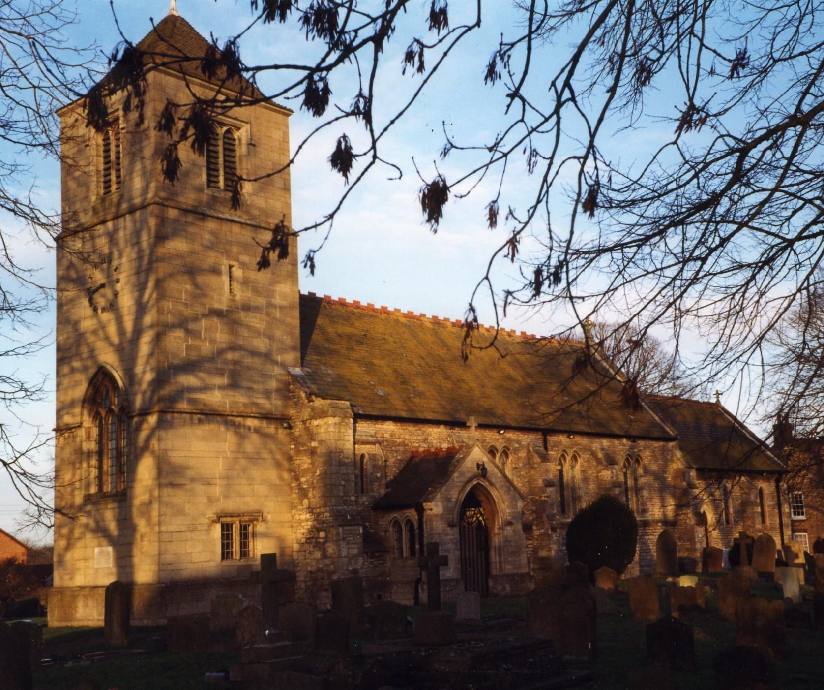 St. Hibbald's Church