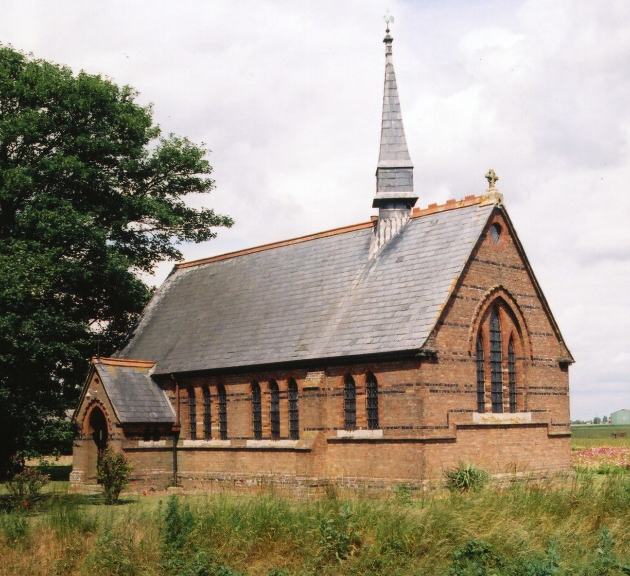 Undedicated Church
