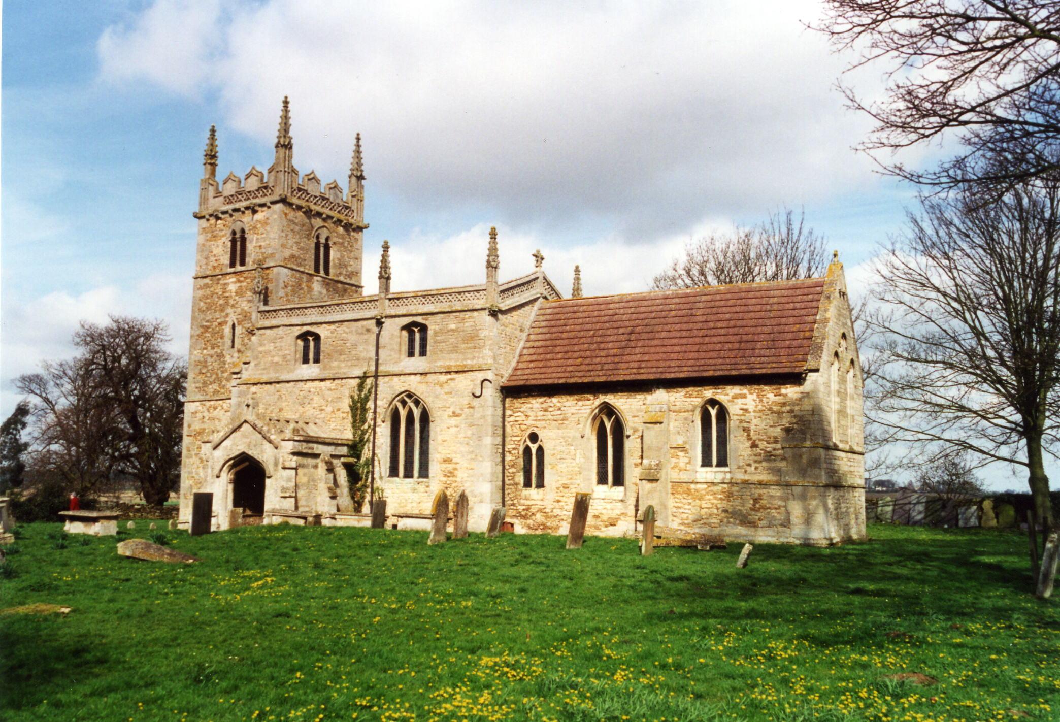 Honington St. Wilfrid parish church