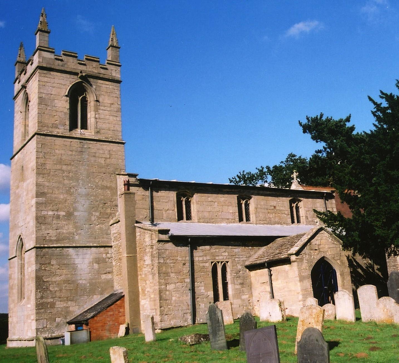 St. Mary and All Saints Church