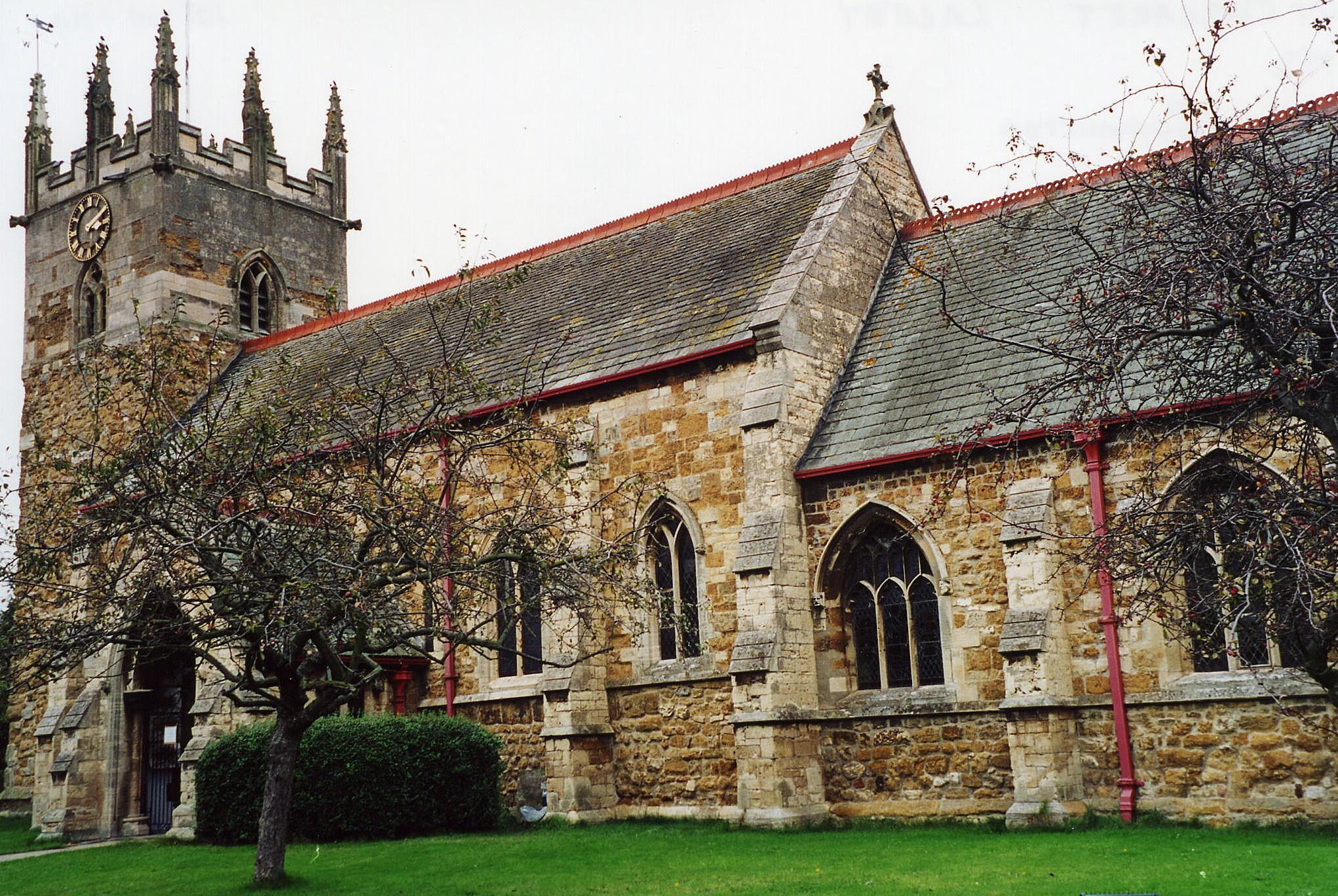 Laceby - St. Margaret Church