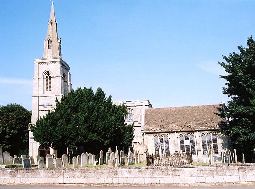 Langtoft - St. Michael Church