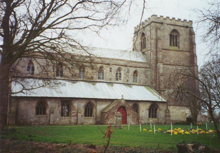 Leake St Mary church