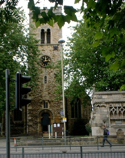 St. Mary le Wigford Church