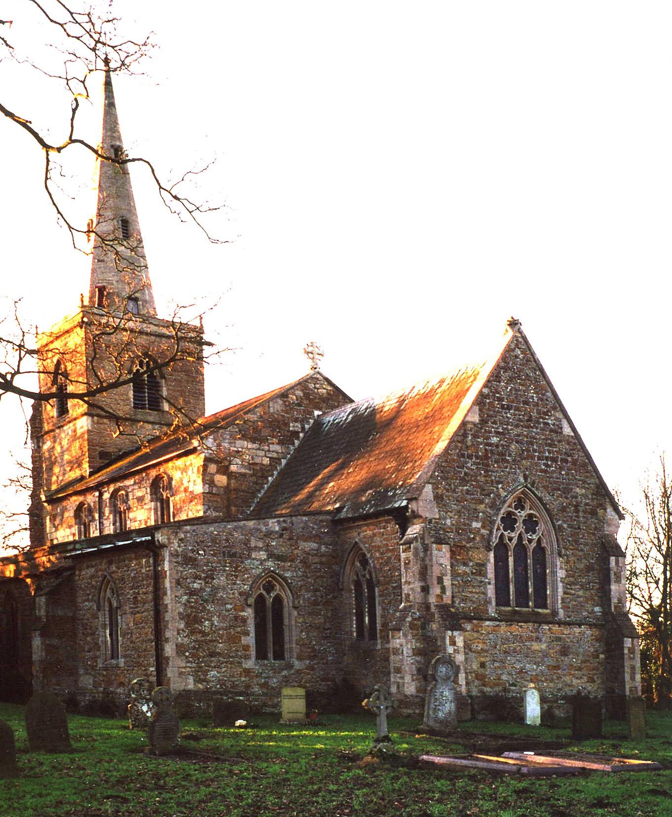 St. Cornelius Church