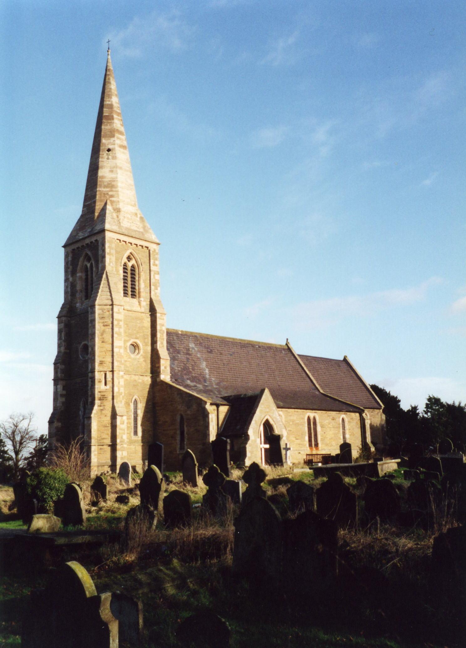 Luddington St. Oswald parish church