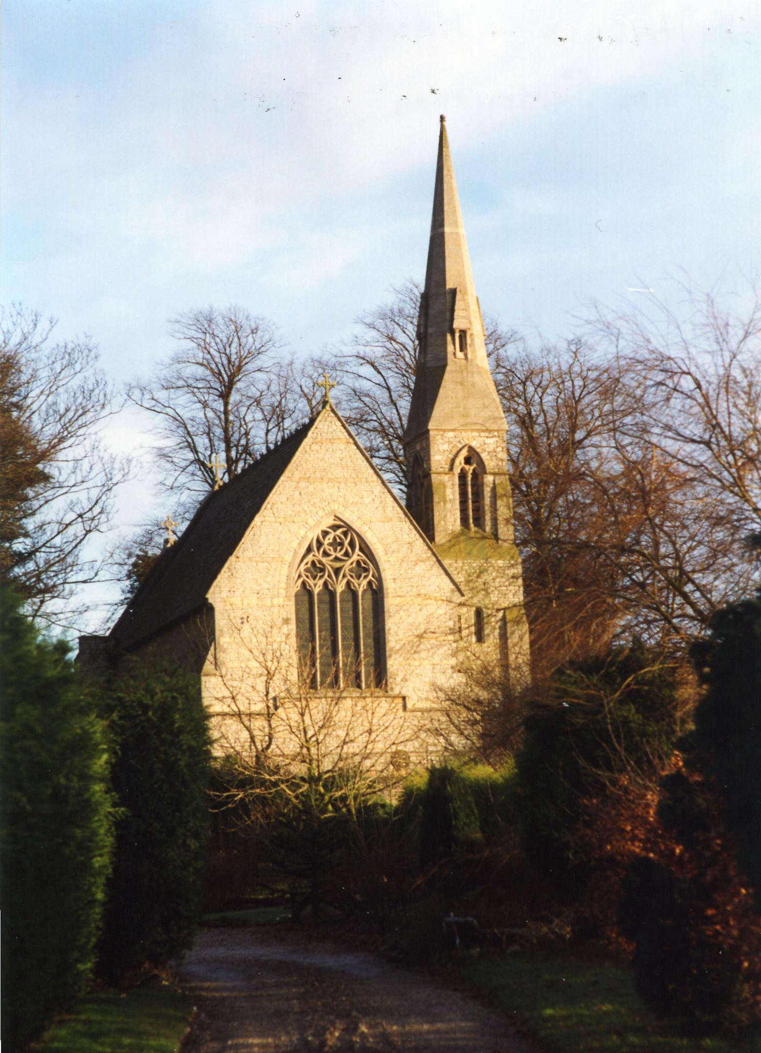 St. Hibald's Church