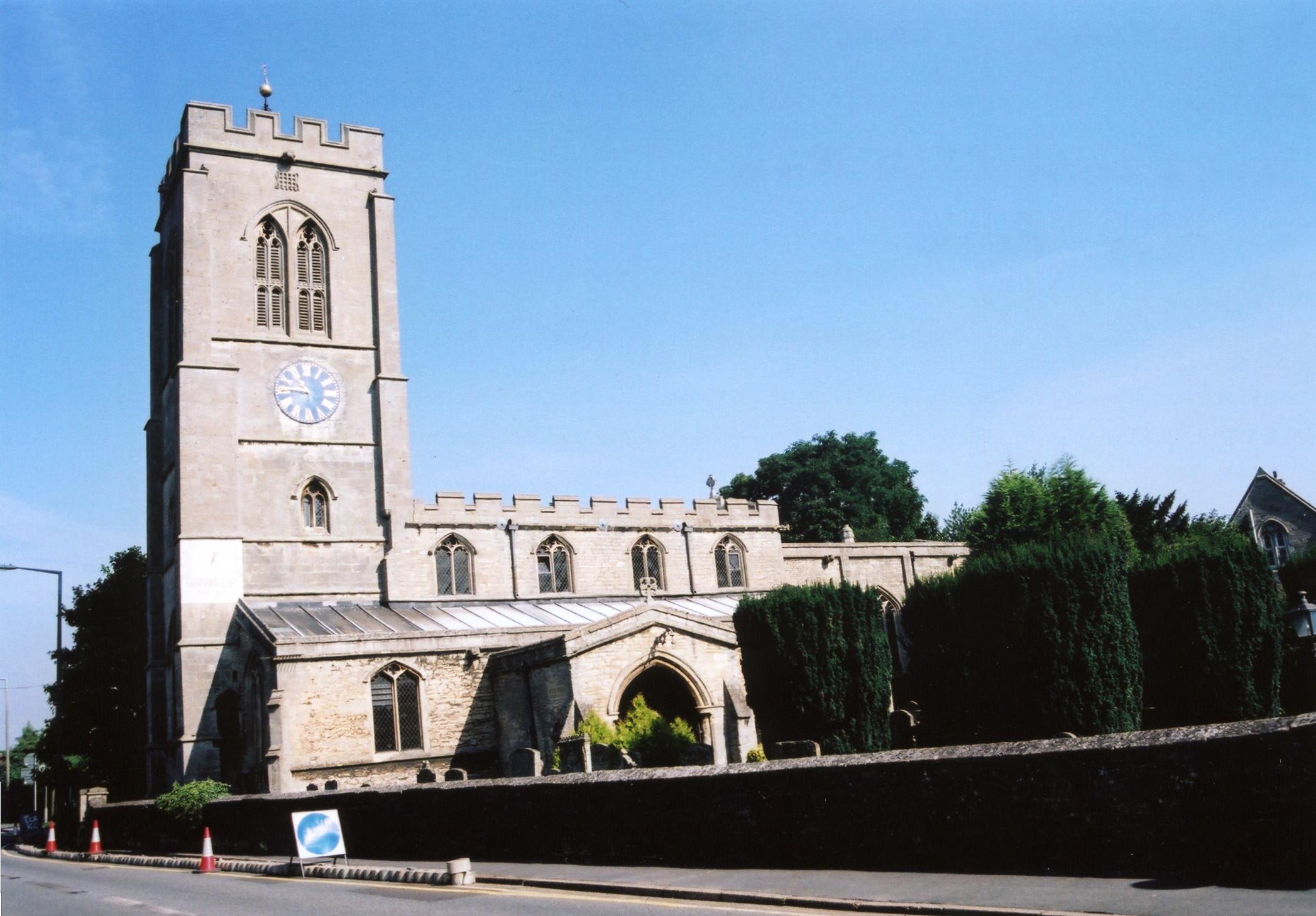 Market Deeping St. Guthlac Church