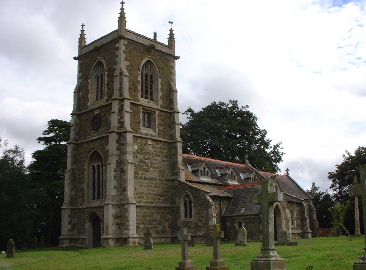 Mavis Enderby Saint Michael church