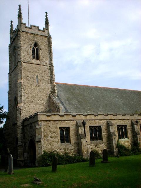Morton parish church