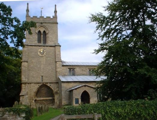 Nettleham parish church