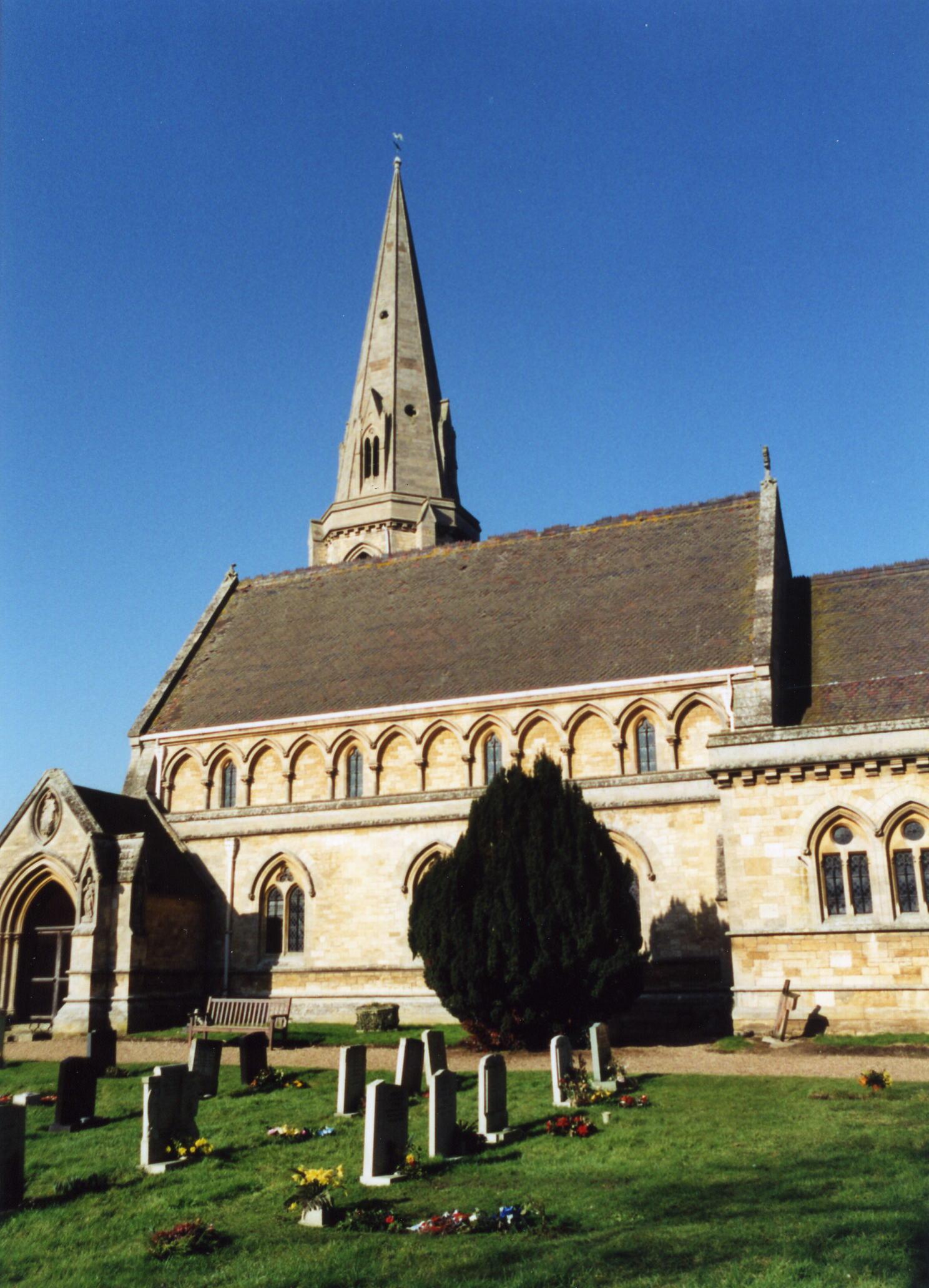 Nocton All Saints parish church