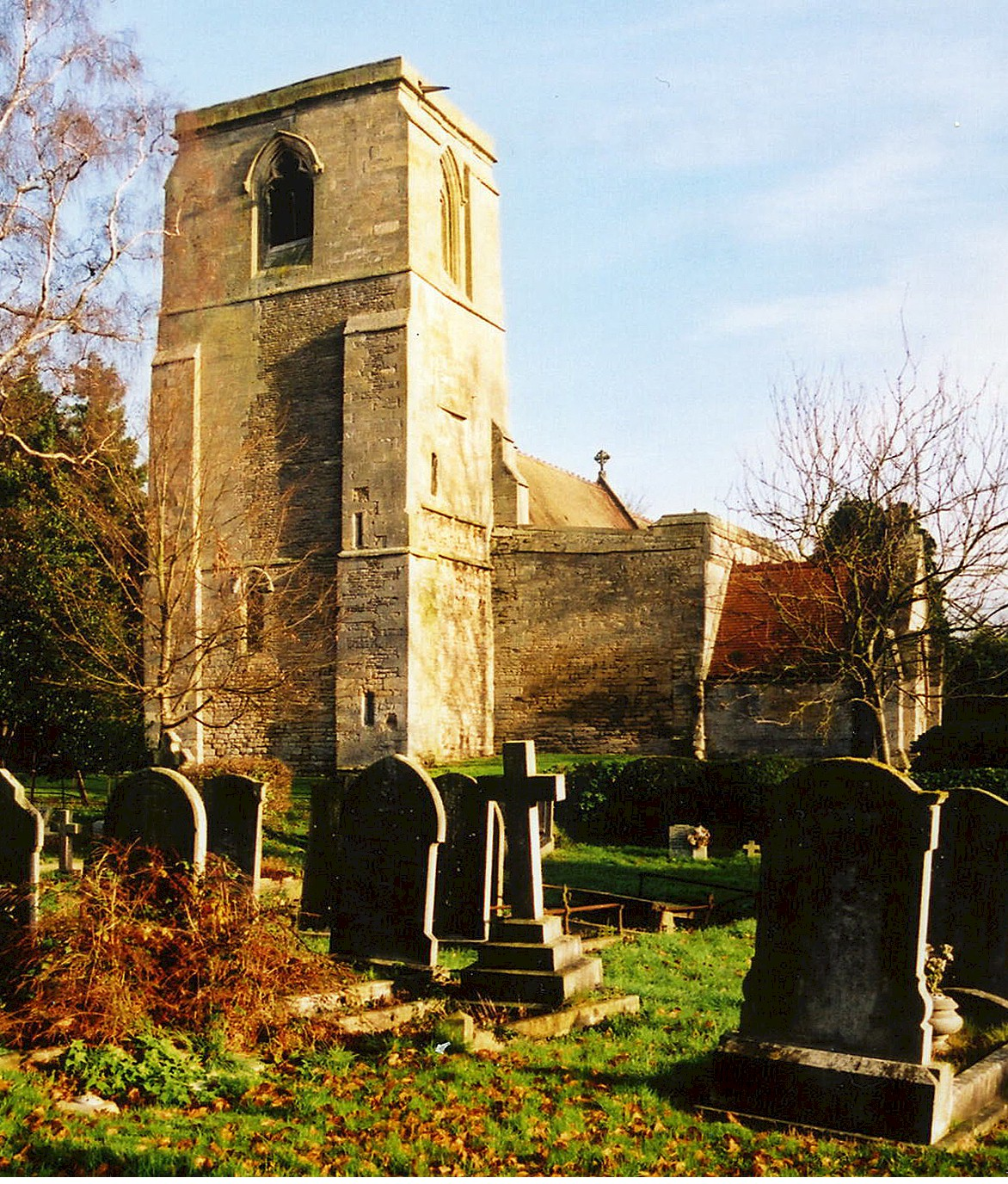 Osbournby parish church
