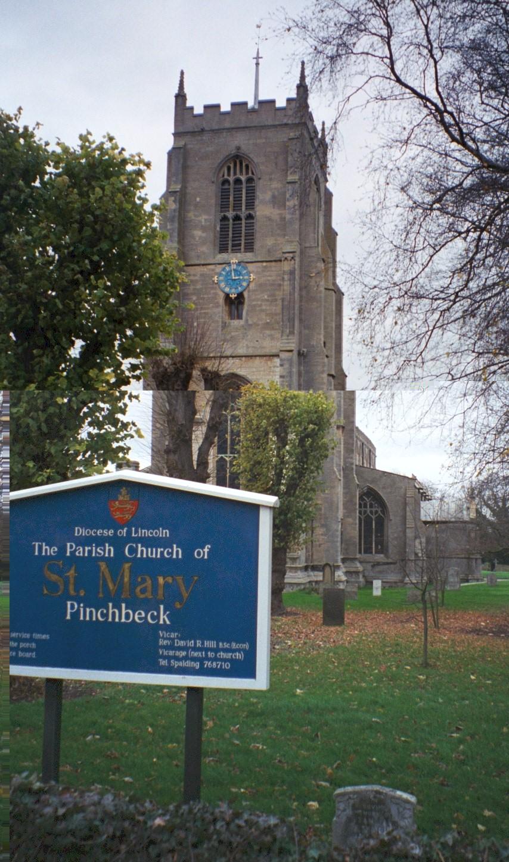 St. Mary's parish church