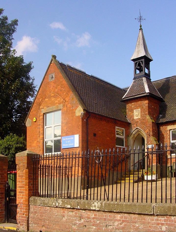 East Ravendale School
