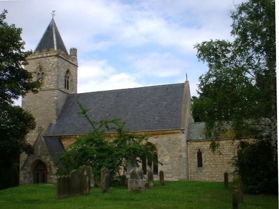 Reepham parish church
