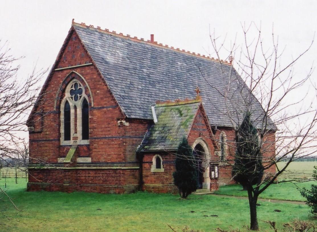 Moor Houses church