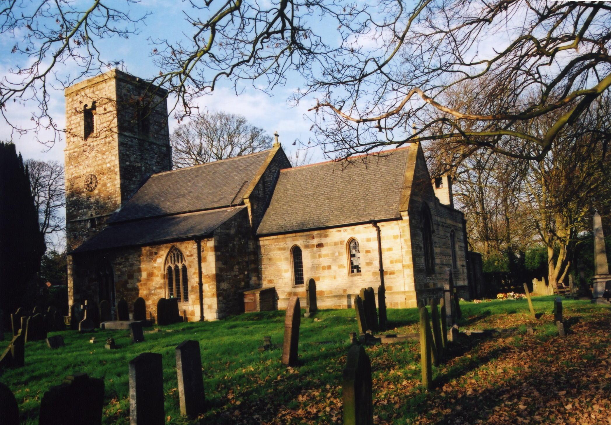 Saint Giles Church