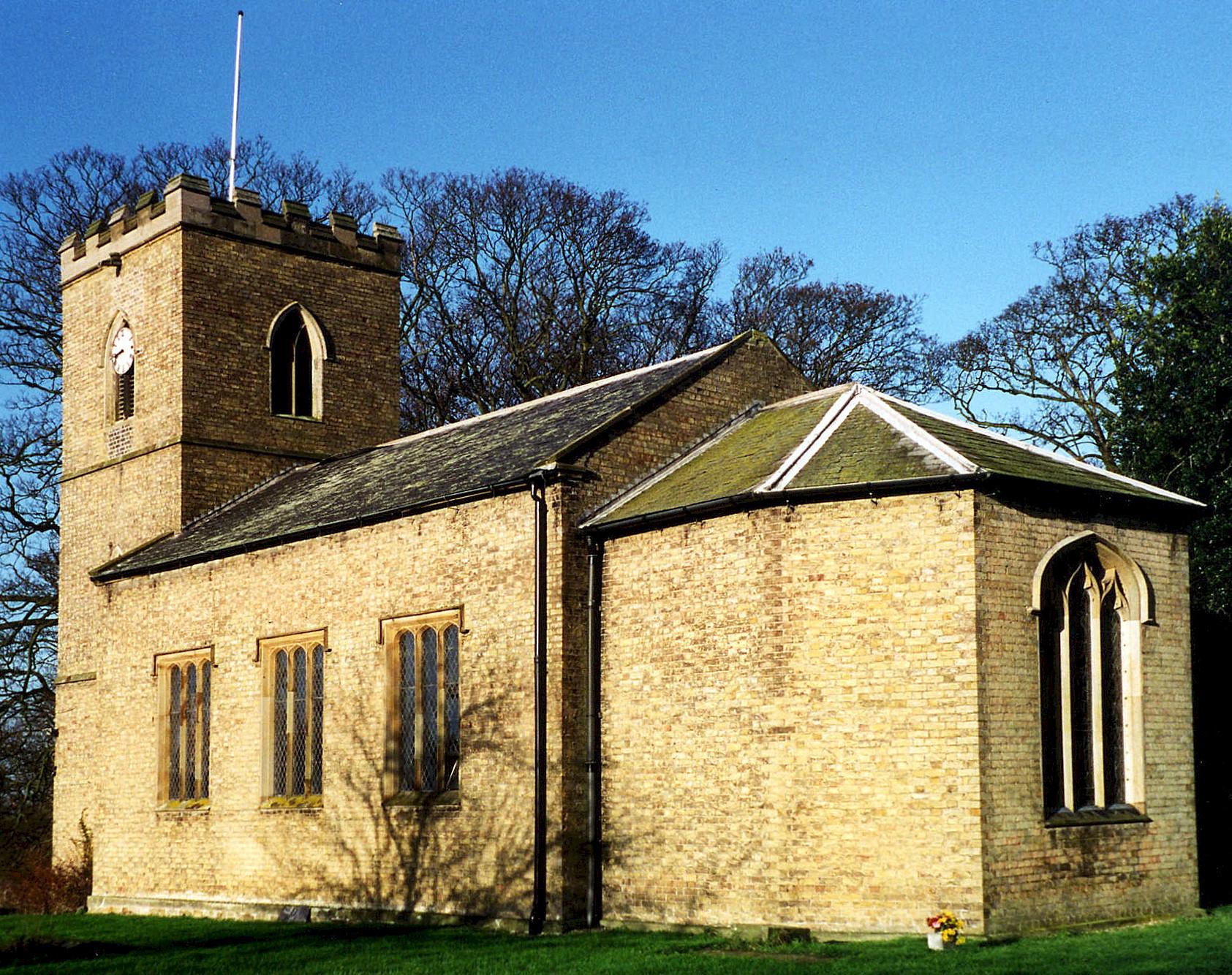 Searby Saint Nicholas church