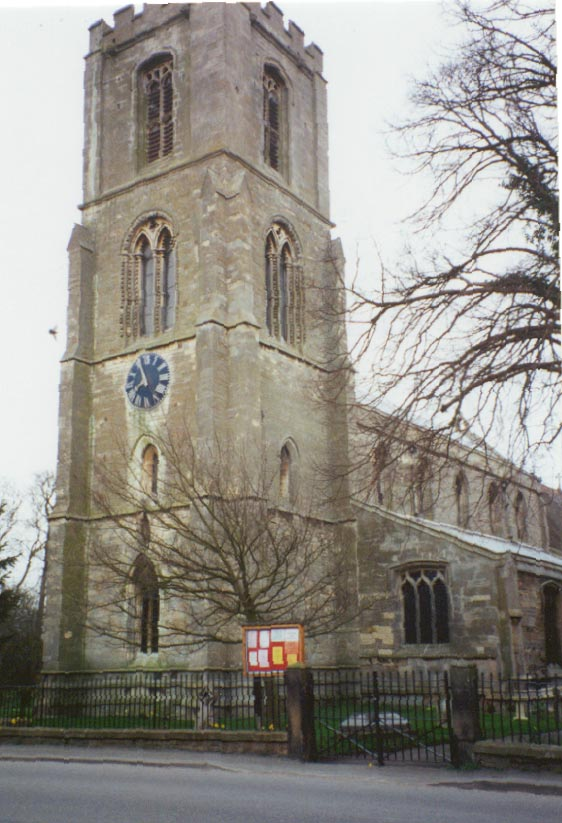 Sibsey Saint Margaret church
