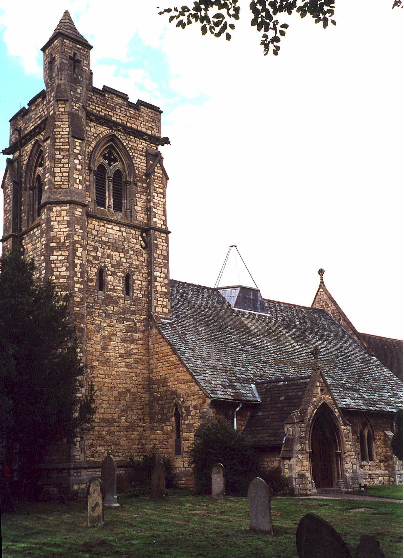 St. Lawrence parish church