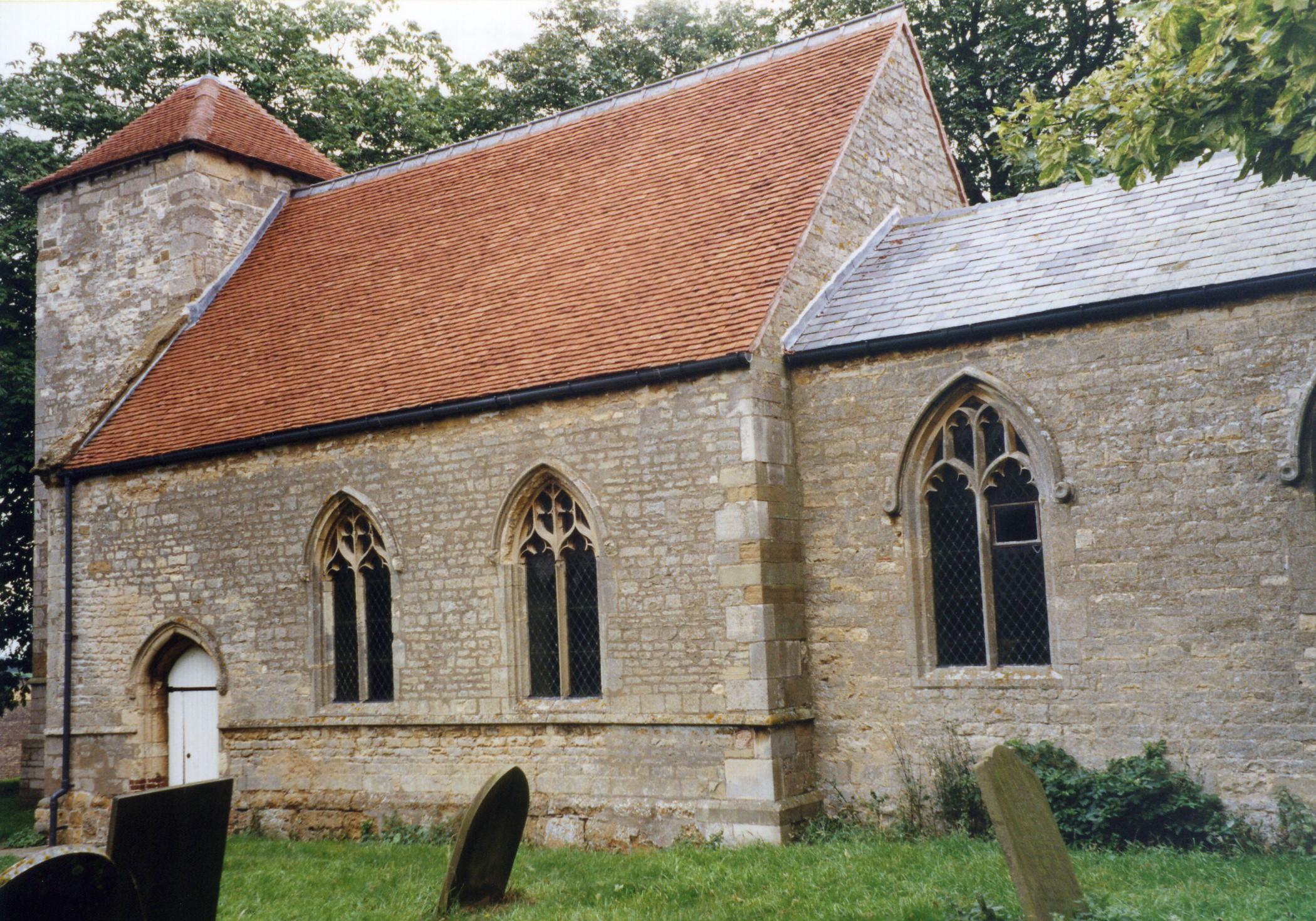 St. Lawrence parish church