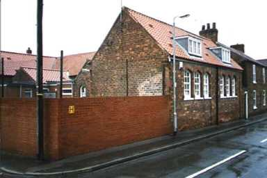 South Ferriby Primary School