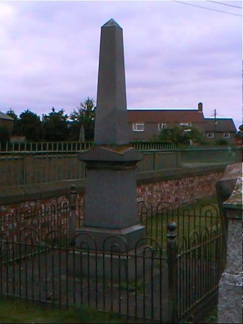 North Kyme war memorial